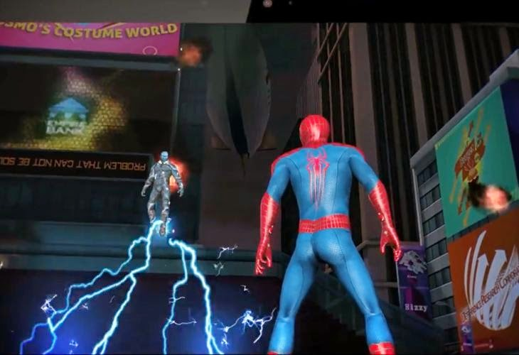 The amazing spider man 2 PC game crack Download