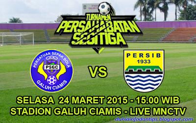 PSGC vs Persib