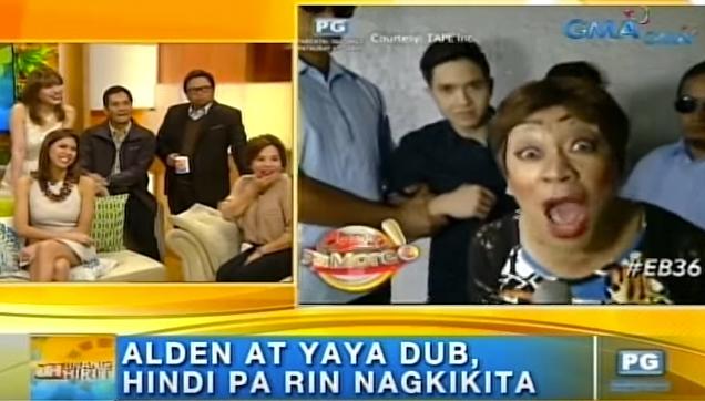 GMA Unang Hirit Loyal Follower of AlDub Loveteam