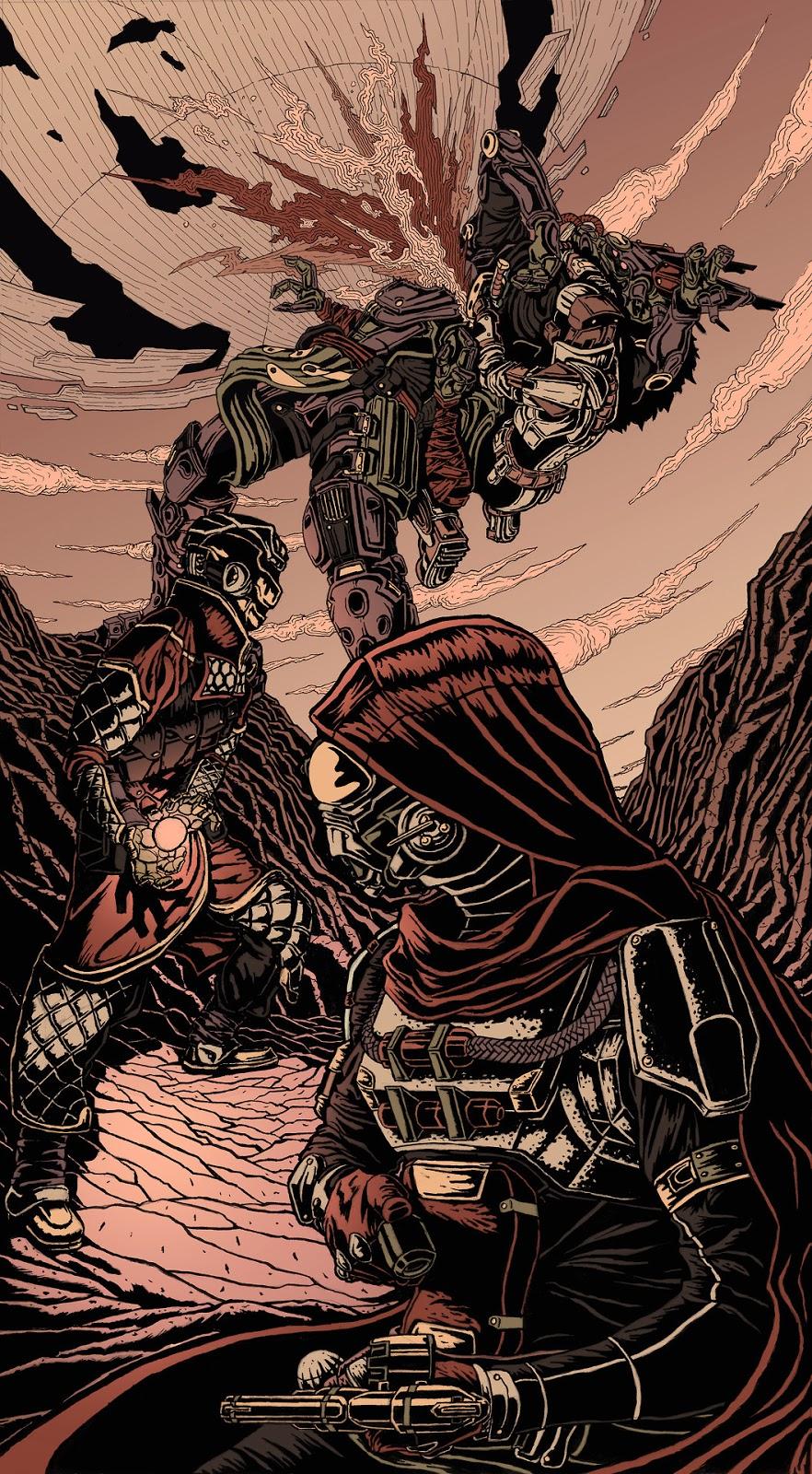 warriors by Dalton Pecarinha