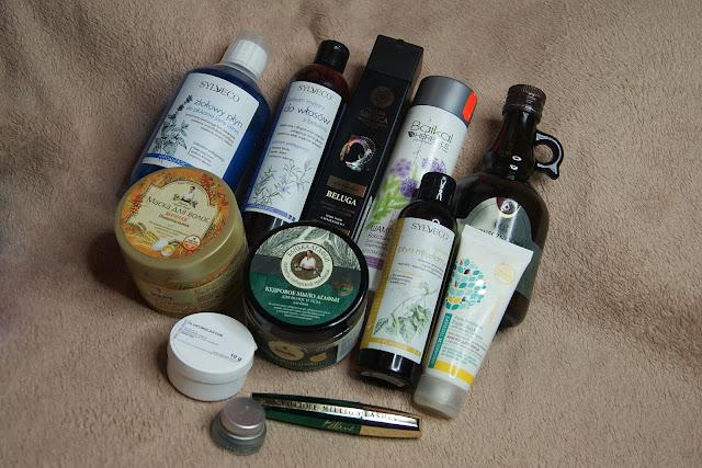 [289.] Kosmetyki naturalne wykończone w listopadzie- projekt denko!