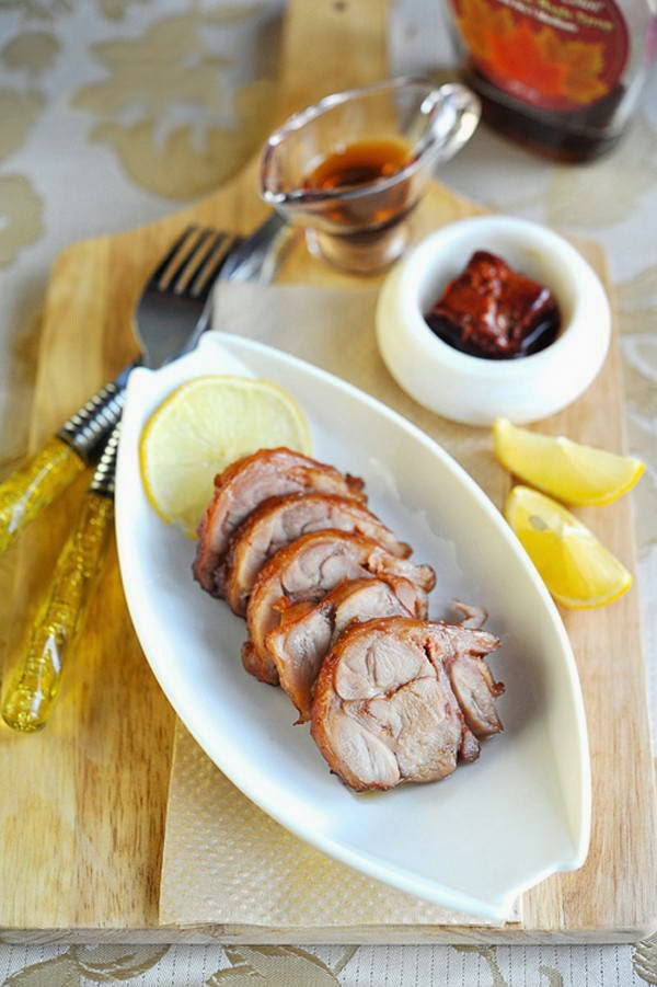 Vietnamese Chicken Recipes - Gà Nướng Chao