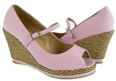 Image Design Model Model Shoes Wedges