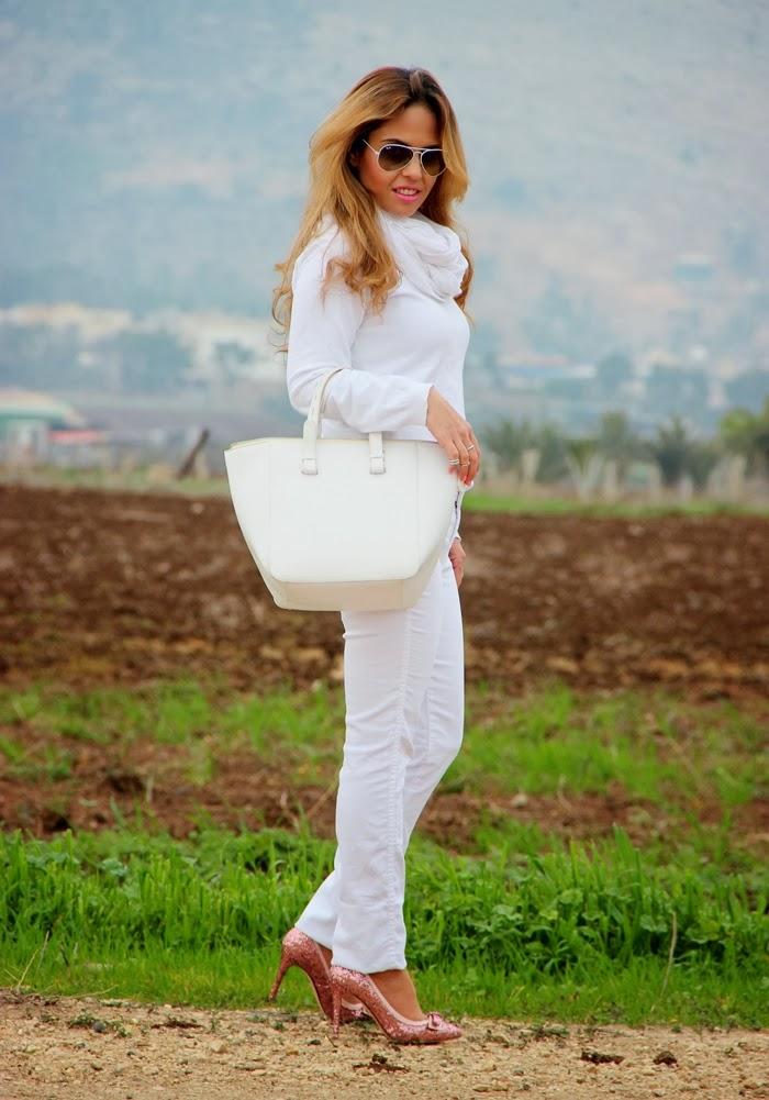 בלוג אופנה Vered'Style חנה'לה ושמלת השבת (כמעט)