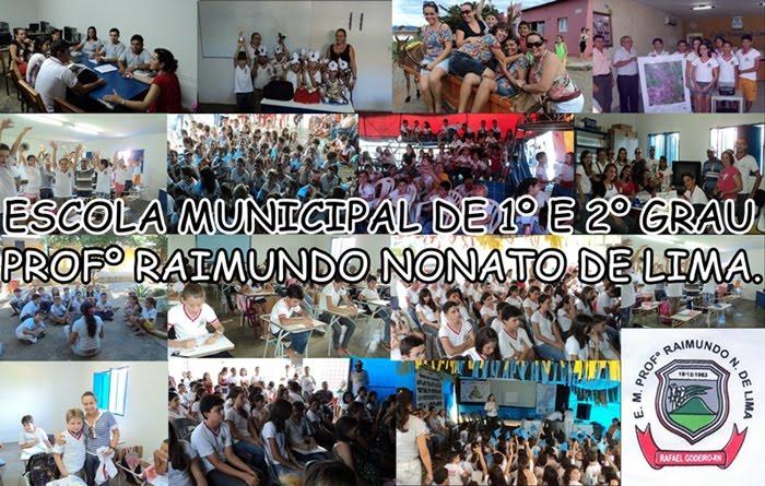 Escola Municipal Raimundo Nonato de Lima