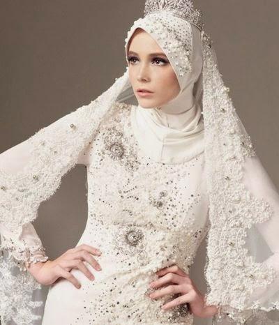 Mode hijab mariée musulmane