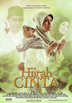 Jadwal Film HIJRAH CINTA Platinum Cineplex Cibinong