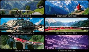 Paket Tour Alpen