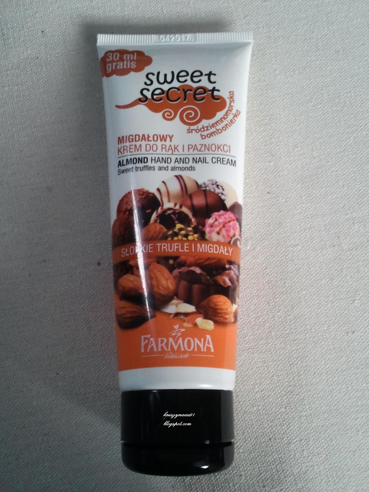 Farmona Sweet Secret śródziemnomorska bombonierka