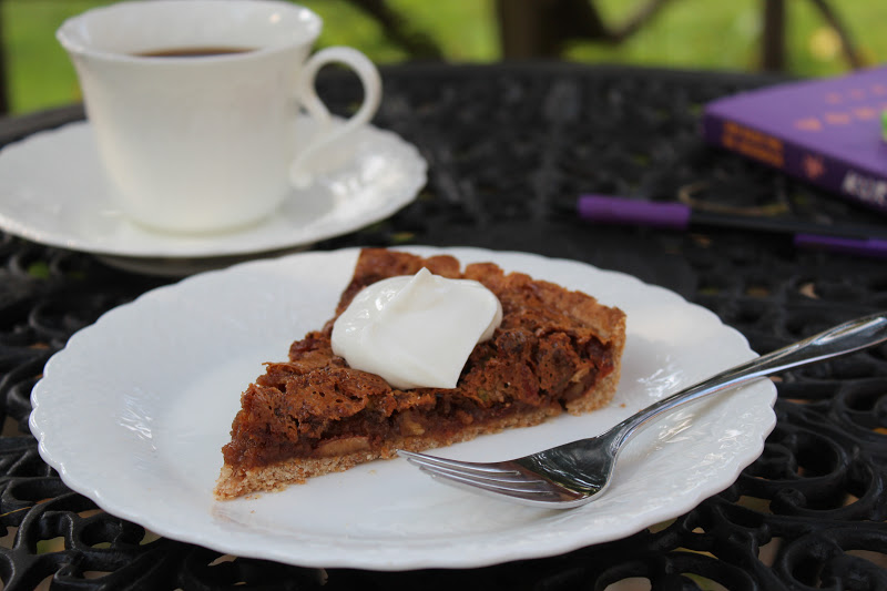 Caramelized Pistachio, Walnut, and Almond Tart | Reestablishing the ...