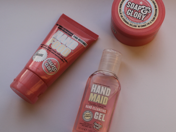 Soap & Glory | Hand Maid, Hand+Food Cream & Body Butter.