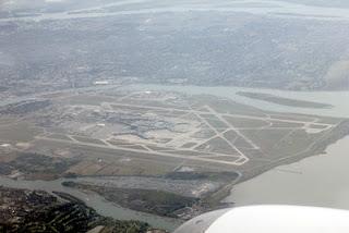 Flughafen von Vancouver