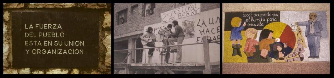 Lucha social del Barrio San Francisco (Santander 1977)
