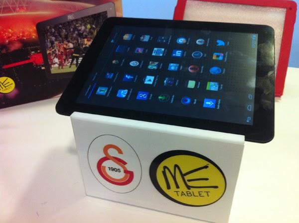 Galatasaray tablet özellikleri