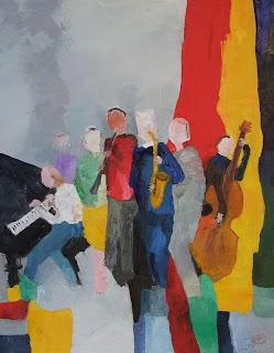 Cuarteto de jazz - Christian Heudes