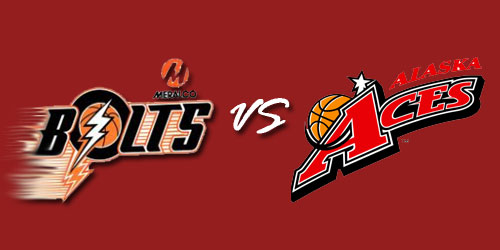 Watch Live Stream of Meralco Bolts vs Alaska Aces February 13, 2013