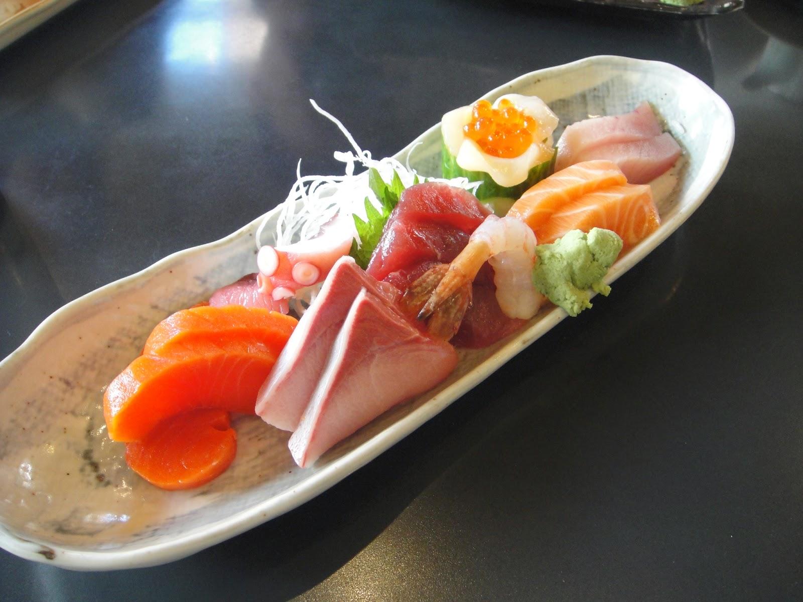 Ajisai sushi bar miss vancouver piggy for Ajisai japanese cuisine