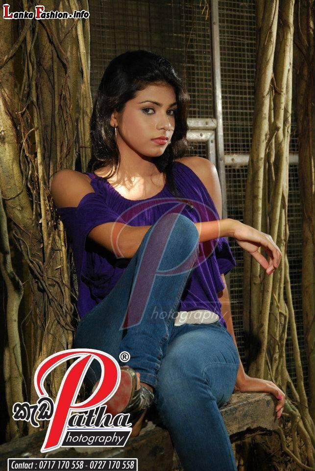Thanuja Dilhani New Hot Photos | Cultural nude girl