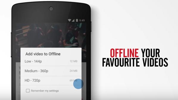 كيف تشاهد فيديوهات يوتيوب بدون أنترنت على هاتفك الذكي
