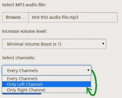 Cara Mudah Meningkatkan Volume File Mp3