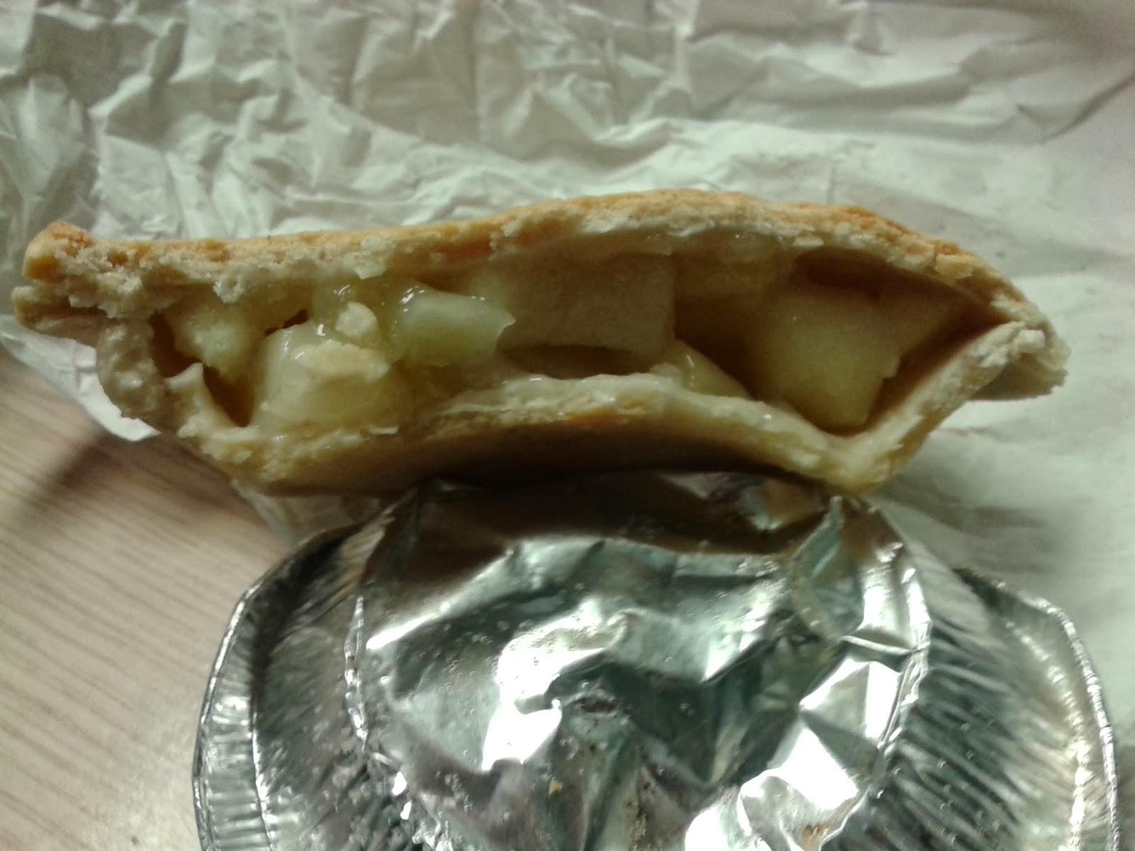 Goddard Apple Pie Cross Section