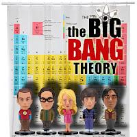 Los 15 objetos más frikis de The Big Bang Theory