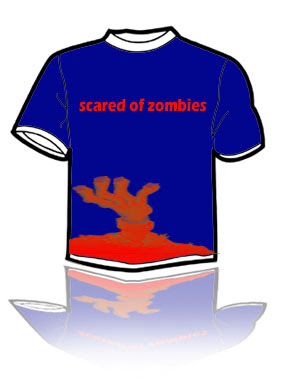 Zombie T-Shirts