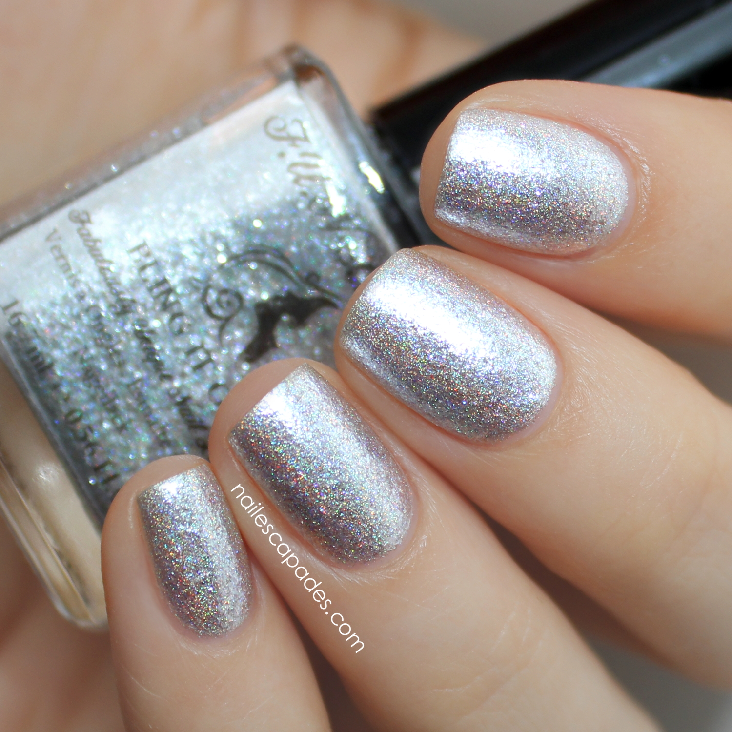 Nail Escapades: F.U.N Lacquer - Luxury Duo