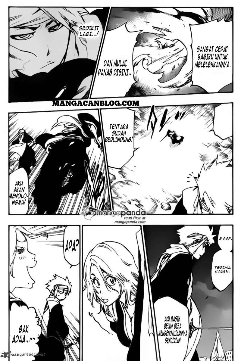 Baca Komik Bleach Chapter 548 549 Bahasa indonesia - English by