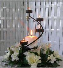 Centros de Mesa, Quince Años, Flores