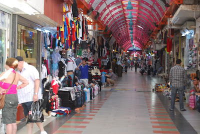 (Turkey) - Marmaris - Carsi Market