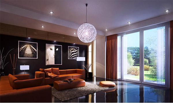 kumpulan gambar dekorasi ruang tamu minimalis desain