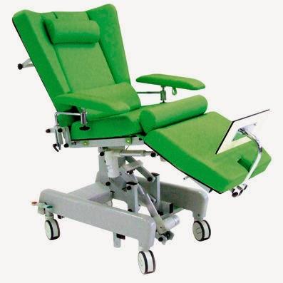 fauteuil vert moderne Electrique roulant