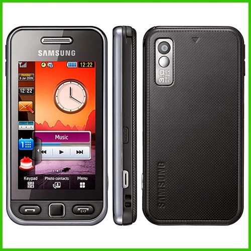 Download Samsung S5230G Flash Files