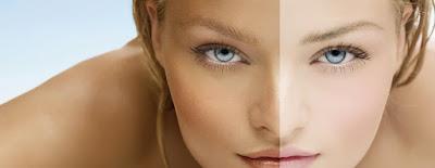 cara memutihkan kulit secara alami dan simpel