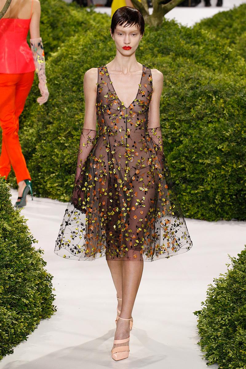 IULICHKA: Dior Haute Couture s/s 2013
