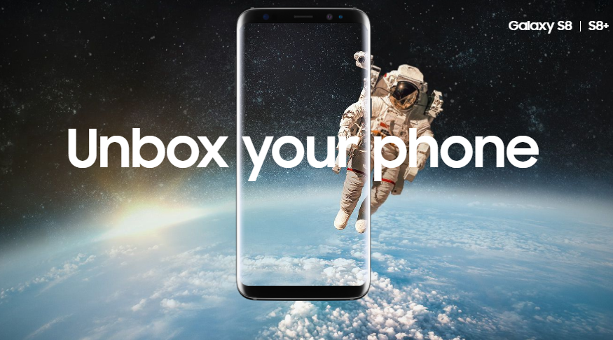 PHONE REVIEW: Samsung S8