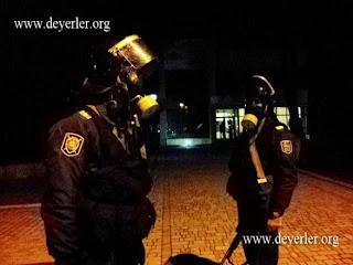az azeri lezgi protest ismayili fire