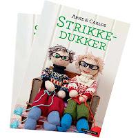 """Arne og Carlos bog """"strikkedukker"""""""