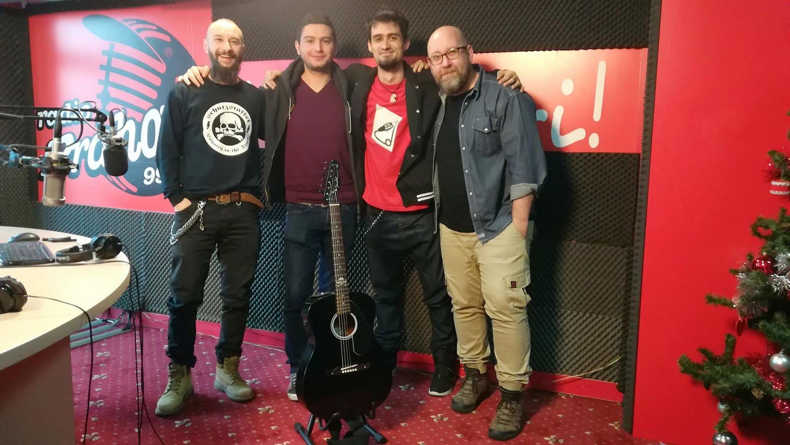 18.12.2017 @ Radio Prahova