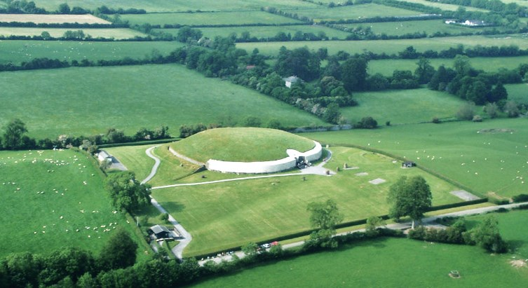 Image result for Newgrange in County Meath, Ireland