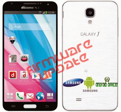 Samsung Galaxy J SC-02F
