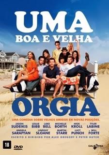 Uma Boa e Velha Orgia – Torrent BluRay & BDRip Download (A Good Old Fashioned Orgy) (2011) Dual Áudio