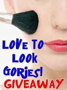 "Giveaway | ""love to look gorjes!"