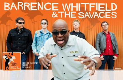BARRENCE WHITFIELD & THE SAVAGES - Under the savage sky (2015) 2