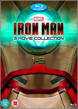 21 Trilogia Homem de Ferro