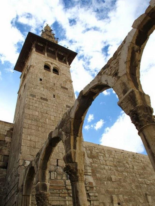 55. Damascus Old City (Damascus, Syria)