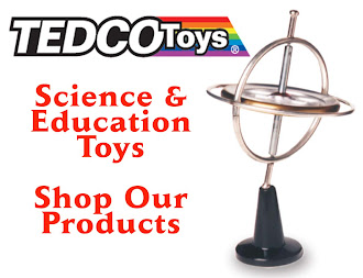 Tedco Toys Website