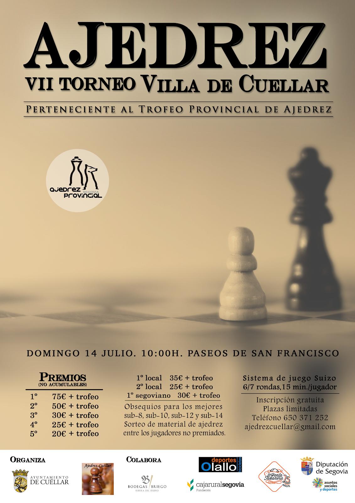 VII Torneo 'Villa de Cuéllar'