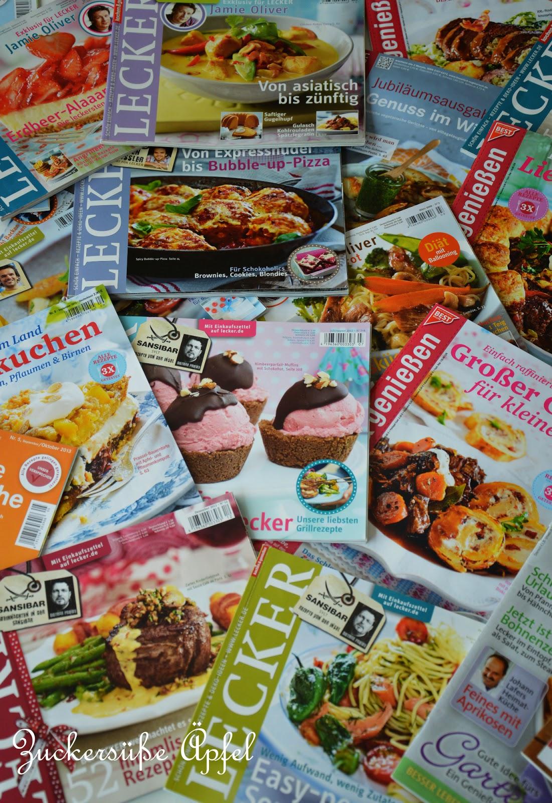 Rezepte Aus Zeitschriften rezepteordner family cooking wochenplan diy zuckersüße